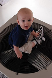 Keeping your family comfortable with Carrier air conditioner sales, installation and repair.