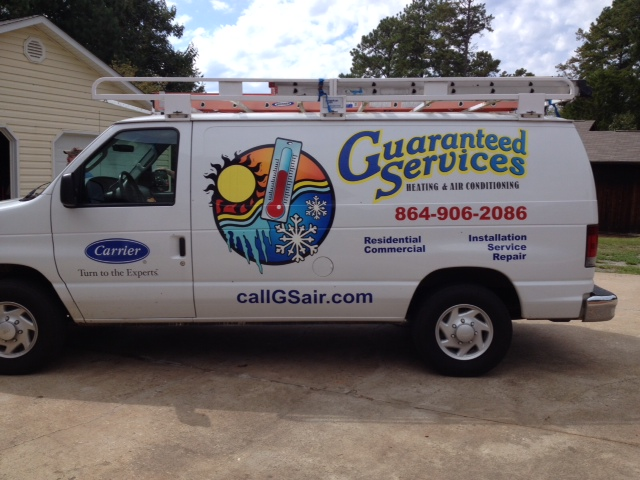 Guaranteed Services Heating and Air Conditioning Services